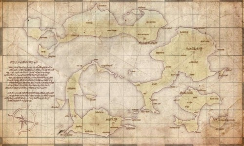Free Map Texture