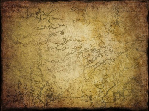 Old Map Texture for Download