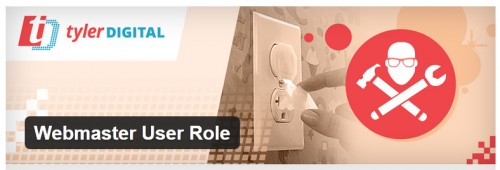 Webmaster User Role