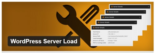 WordPress Server Load