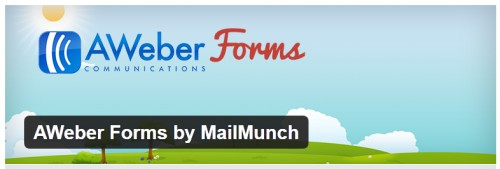 AWeber Forms by MailMunch