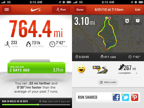 best running app for iphone top 10 great iphone health apps designemerald 3147
