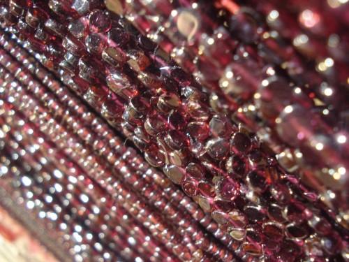 Red Bead Texture