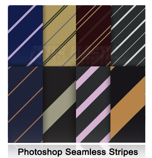 13 Photoshop Stripe Patterns