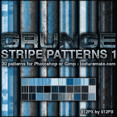 stripe Photoshop patterns