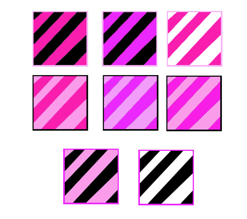 8 Free Stripe Patterns