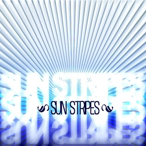 8 Sun Stripes Brushes for Photoshop