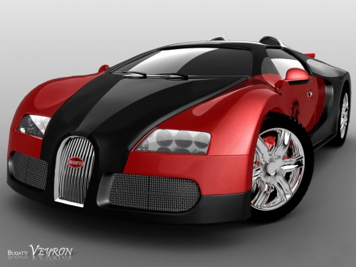 Making of Bugatti Veyron