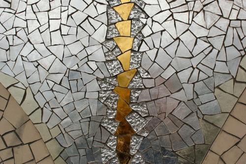 Mosaic, Eden Project