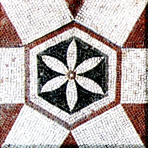 Mosaic Ornament