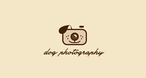 Dog Photography Logo