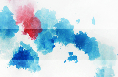 22 Watercolor Brushes for Photoshop