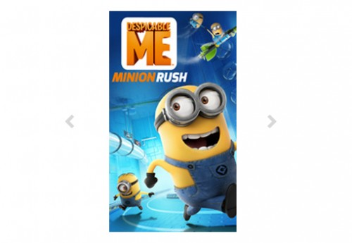 Minion Rush HD
