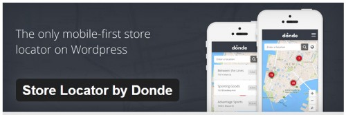 Store Locator by Donde