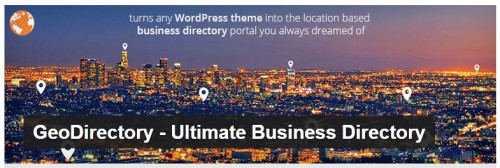 GeoDirectory - Ultimate Business Directory