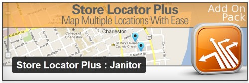 Store Locator Plus - Janitor