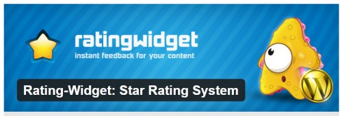 Rating-Widget - Star Rating System