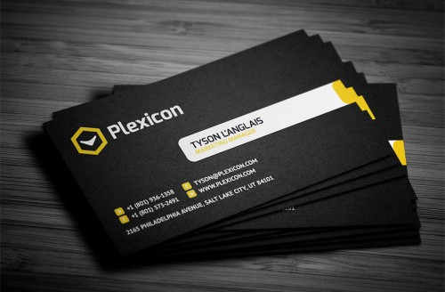 Stylish Business Card Trend