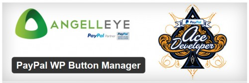 PayPal WP Button Manager