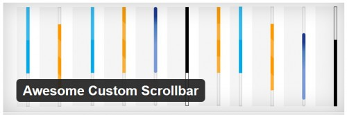 Awesome Custom Scrollbar