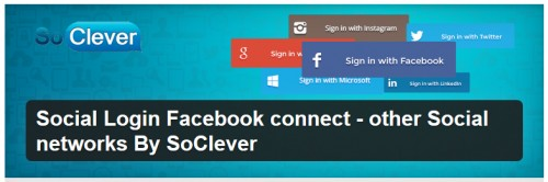 Social Login Facebook Connect