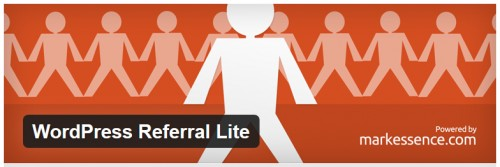 WordPress Referral Lite